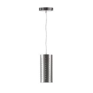 Rosenfeld 1-Light Cylinder Pendant by Orren Ellis