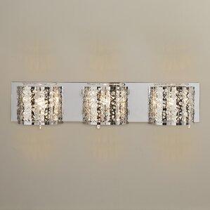 Bathroom Light Fixtures Wayfair bath bar bathroom vanity lighting you'll love | wayfair