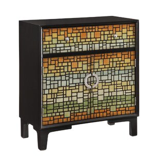 Petaluma 1 Drawer 2 Door Accent Cabinet by Bloomsbury Market