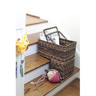 Stair Basket | Wayfair