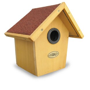 Review Mounted Bird House
