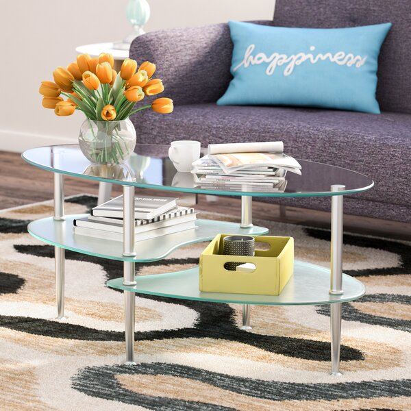 Zipcode Design Efraim Coffee Table & Reviews by Zipcode Design