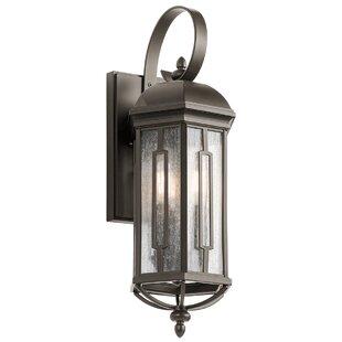 Galemore 3 Light Outdoor Wall Lantern