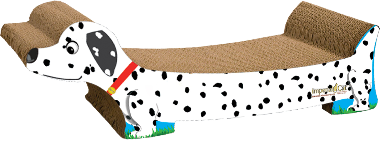 Tucker Murphy Pet Cleghorn Dalmatian Scratching Board Wayfair