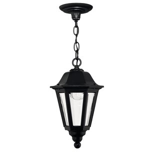 Coupon Manor House 1-Light Outdoor Hanging Lantern By Hinkley Lighting