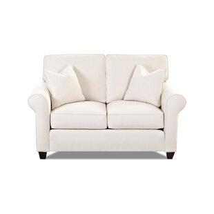 Wayfair Custom Upholstery? Eliza Loveseat