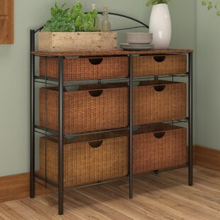 Unionville 6 Drawer Storage Ch..