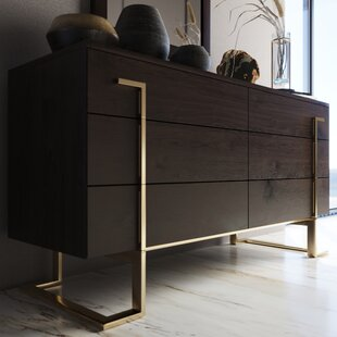 Kachig 6 Drawer Dresser by Red Barrel Studio