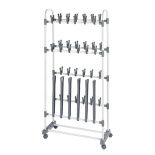 Adonis 39 Pair Shoe Rack By Rebrilliant