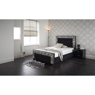 Jaydon Upholstered Bed Frame By Willa Arlo Interiors