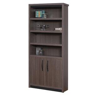 Desmond Standard Bookcase Ivy Bronx Spacial Price