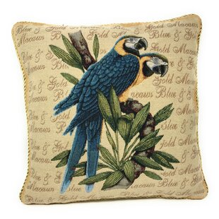 Villas Decorative Throw Pillow Cover