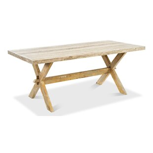 Garrity Solid Wood Dining Table