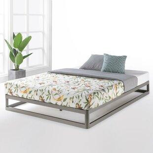Miah Heavy Duty Bed Frame by Alwyn Home