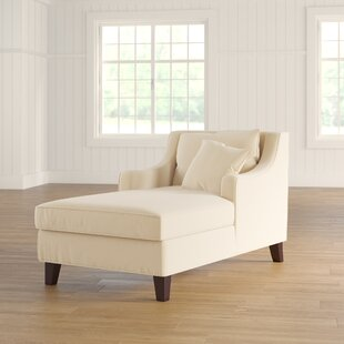 Clearance Harisson Sandy Chaise Lounge by Darby Home Co Reviews (2019) & Buyer's Guide