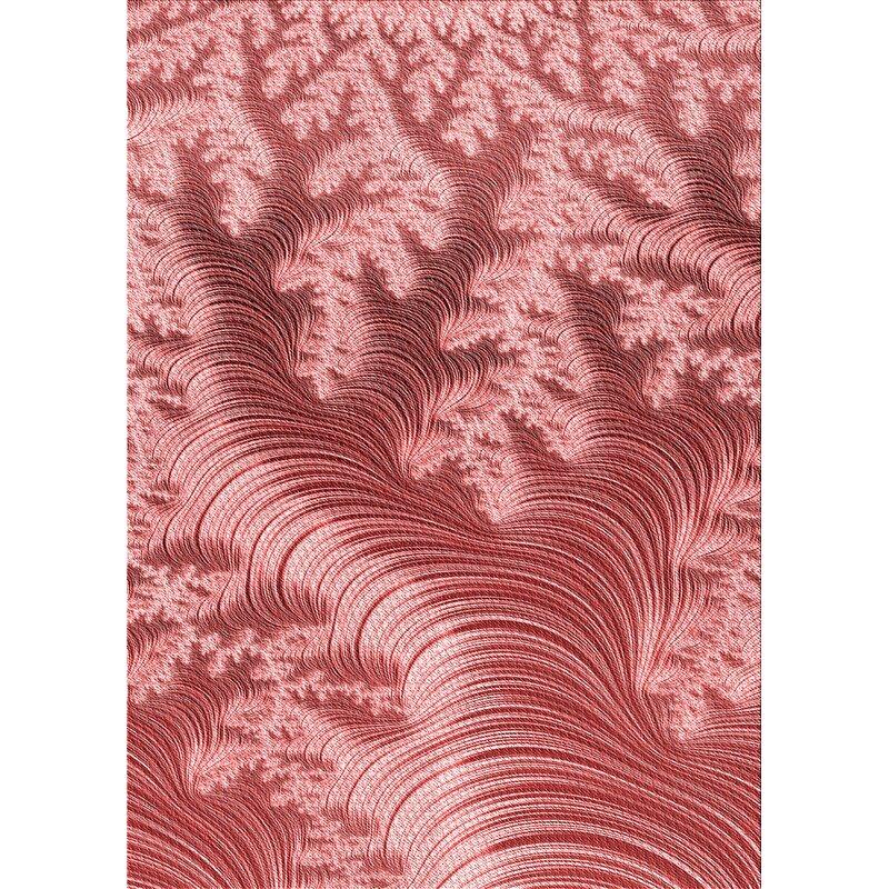 East Urban Home Muscogee Abstract Wool Red Area Rug Wayfair