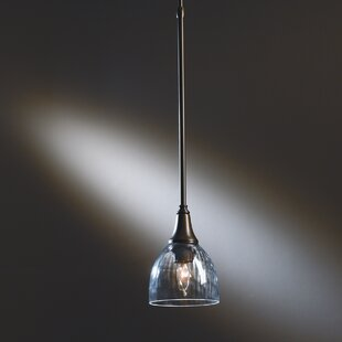 1-Light Cone Pendant by Hubbardton Forge
