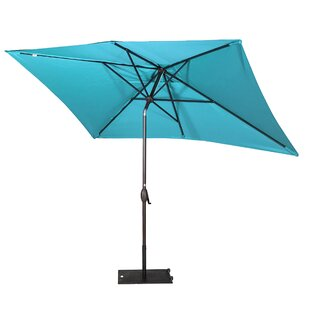 Fordbridge 7' x 10' Rectangular Market Umbrella