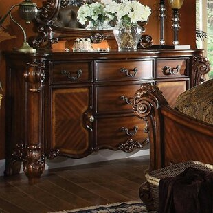 JV 5 Drawer Combo Dresser