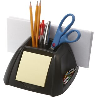 Storex Recycled Desk Organizer (Set of 6)