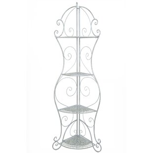 Ewell Steel Baker's Rack by August G..