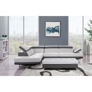 Natalie Sectional by Global Furniture USA