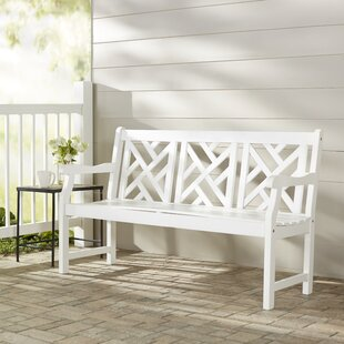 Hatten Acacia Wood Garden Bench by Sol 72 Outdoor