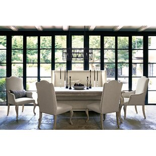 Campania 5 Piece Extendable Dining Set Bernhardt