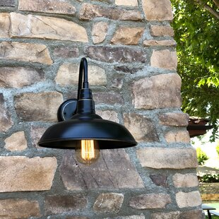 Best Reviews Mains Outdoor Barn Light By Gracie Oaks