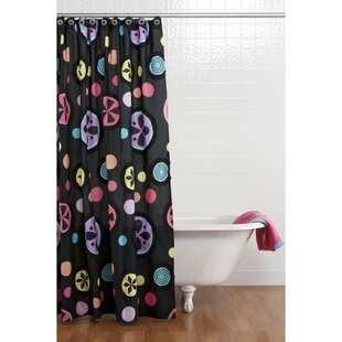 Magical Michayla Cotton Single Shower Curtain