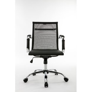 Portwood Mesh Task Chair by Wrought Studio Purchase