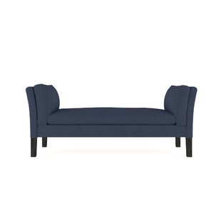 Leedom Linen Upholstered Bench