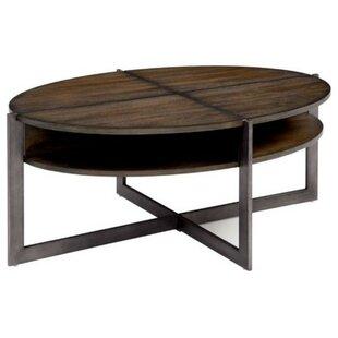 Gracie Oaks Basting Coffee Table with Storage
