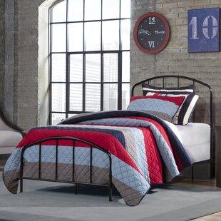 Blunt Metal Standard Bed