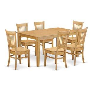 Smyrna 7 Piece Dining Set