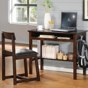 Wildon Home ® Writing Desk and Chair Set