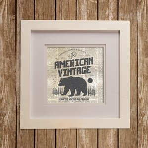 North Country Vintage Wall Décor