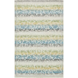Akin Cream Indoor/Outdoor Area Rug