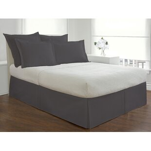 Gray Silver Bed Skirts You Ll Love Wayfair