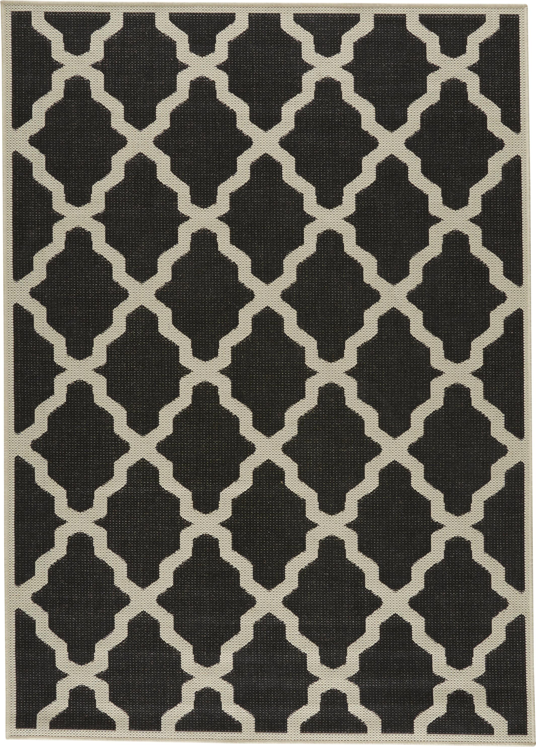 rug black distressed west o elm products caspian