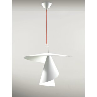 Orren Ellis Bustamante 1-Light Novelty Pe..