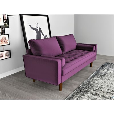 Purple Sofas You Ll Love In 2019 Wayfair