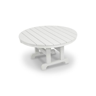 Cape Cod Round 18.25 Inch Table by Trex Outdoor Fresh
