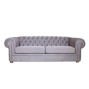 Alexa II Chesterfield Sofa by REZ Furniture