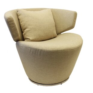 Eastern Legends Pismo Swivel Lounge Chair