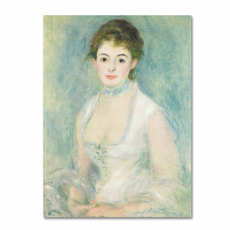 Includes 6 FREE ready-to-frame 8 x 10 prints Renoir The Great Artists Collection