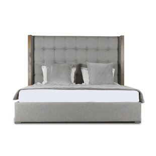 Brayden Studio Hank Upholstered Platform Bed