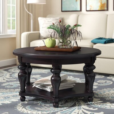 Arms Coffee Table by Darby Home Co
