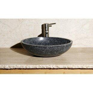 Big Save Stone Oval Vessel Bathroom Sink ByAllstone Group
