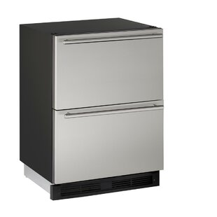 1000 Series 5.4 Cu. Ft. Convertible Compact Drawer Refrigerator By U-Line